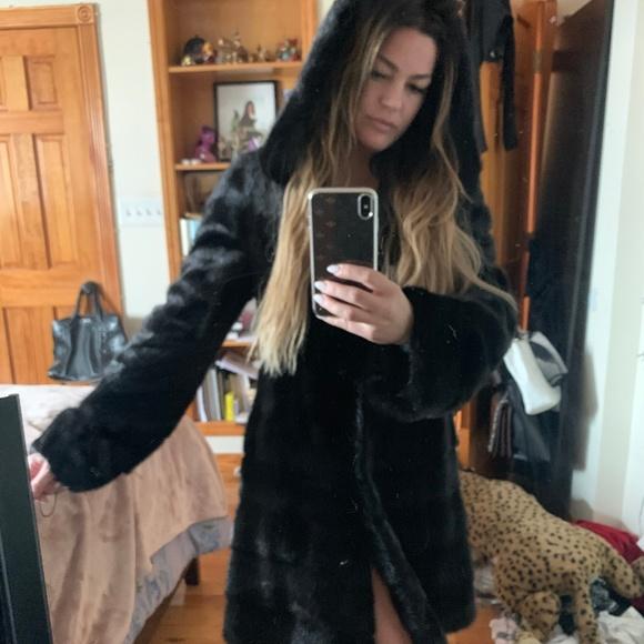 3f281a8594 Shero furs collection Jackets & Coats | Authentic Mink Fur Coat ...